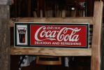Old Coca-Cola Sign by TabiKittie