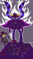 Eridan Rising by Mystical-Kaba