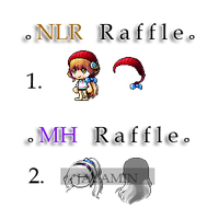 NLR n Mixed Hair Raffle #1 [CLOSED] by JayAmIn