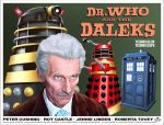 Doctor Who and the Daleks by Hydrart
