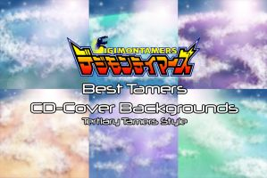 Best Tamers CDs Third Background Ressource by NelaNequin
