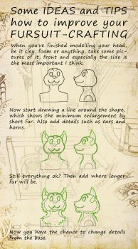 How to improve fursuitcrafting - Making a preview by FurForge