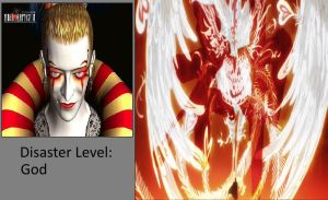 Disaster Level God Kefka Palazzo by JasonPictures