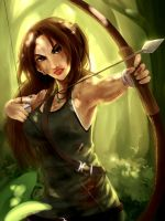 Tomb Raider Reborn by DiWine-Waro