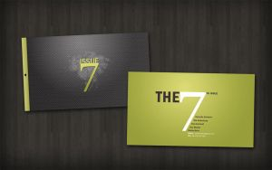 Business Card - Issue 7 by DRMDesign