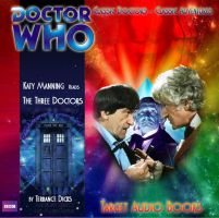 The Three Doctors - Big Finish Custom by spanishyoda