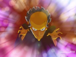 Mr Burns by Alicetiger