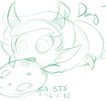 Tainted Advent 2012 - Day 7 (Lazy animation) by ThisAccountIsDead462