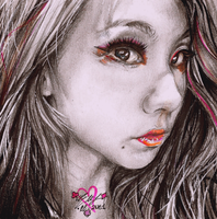 CL close up. by FreedomforGoku