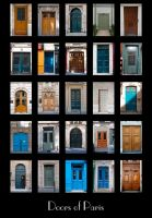 Doors of Paris by olya