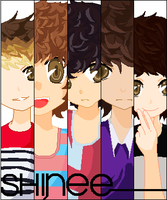 SHINee 2 by SHINeeTaemin