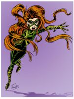 Medusa_ color by tombancroft