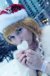 Ballad of the Goddess in Snow (1) by ArilaInsanityCosplay
