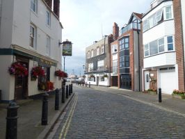 Portsmouth alley by photodash
