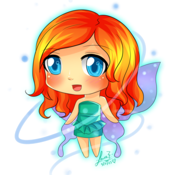 Chibi Fairy by LauEspi97