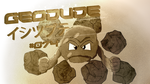 Geodude: Rock and Gold by Silver122