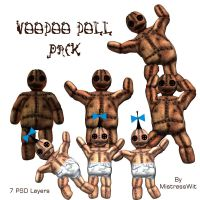 Vooodoo DOll Pack by WitsResources