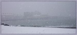 North Beach White-out - No. 1 by bisi
