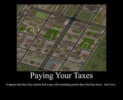 If You Don't Pay Your Taxes by DarkDijinArtie89