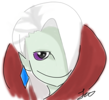 Ghirahim by drive-a-leaf