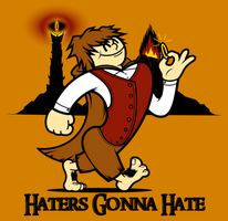 Haters Gonna Hate by Harry-G