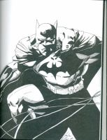 Batman Hush by ssj5goku28