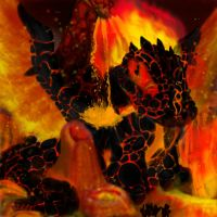 infernal being by headphonehome