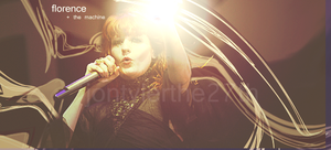 Florence + The Machine Tag by JonTylerthe27th