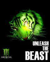 Monster Ad by uaguilar