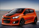 Chevy Aveo RS by GTStudio