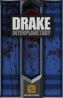 Drake interplanetary Poster by TheSnowMouse