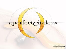 A Perfect Circle dot ORG ver-2 by headwired