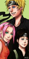 Team7 by arseniic