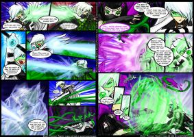 Danny Phantom Rebirth pg 21+22 by slifertheskydragon