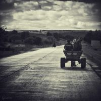 Moldavian Roads by Eglantier-re