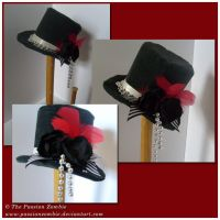 Lolita Tophat by PassionZombie