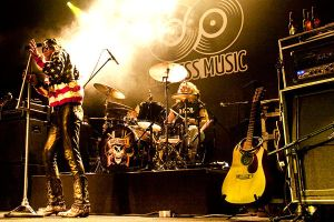 Guns and Roses Cover Band 6 by Javiergil1910