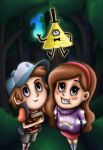 Gravity Falls by TheFatalImpact