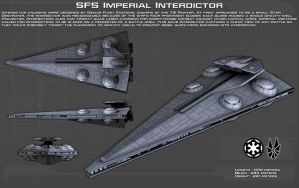 Imperial Interdictor ortho [New] by unusualsuspex