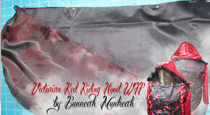 Stage 3: Victorian Red Riding Hood by Bunneahmunkeah