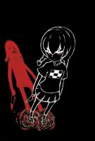 Yume Nikki - Knife by Tohluse