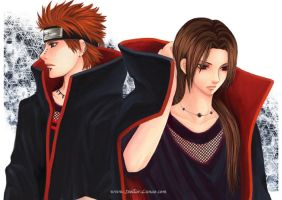 Fate_Pain-Itachi by Lanzetter