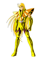 Saint Seiya -  Virgo - Shaka by kubnet