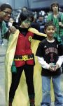 c2e2 2012 : Robin Cosplay by gcdxphoto