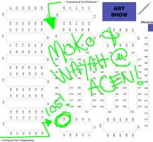 2012 ACEN artist alley map! FIND ME! by tomoko-nyo