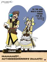 Owain Mothers Day by monjava