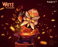 Watts by s4yo