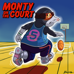 MONTY ON THE COURT by kuoke