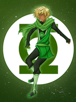 New Green Lantern of Earth - Asier by Raixal
