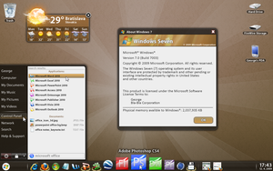 Windows Seven 7 Concept by jurcheck